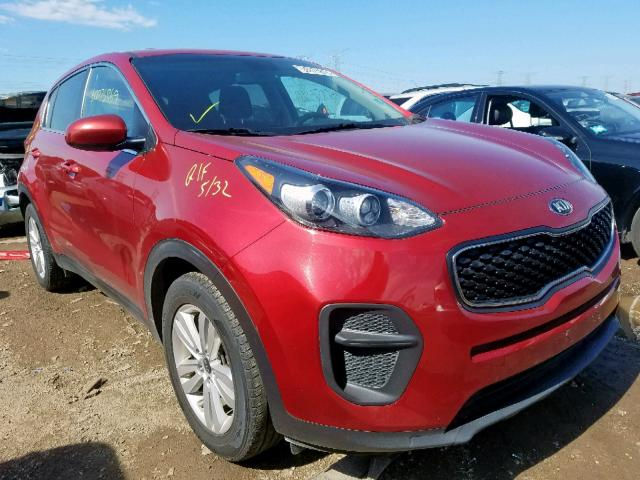 click here to view 2017 KIA SPORTAGE L at IBIDSAFELY