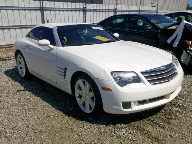 2004 Chrysler Crossfire for sale in Spartanburg, SC