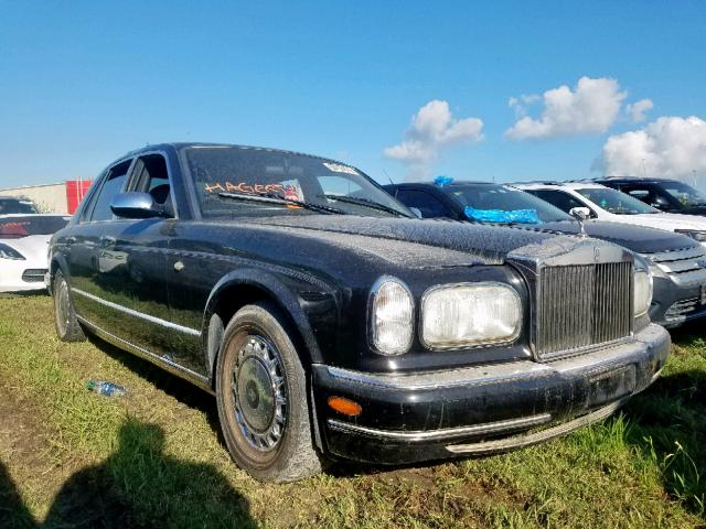 click here to view 1999 ROLLS-ROYCE SILVER SER at IBIDSAFELY