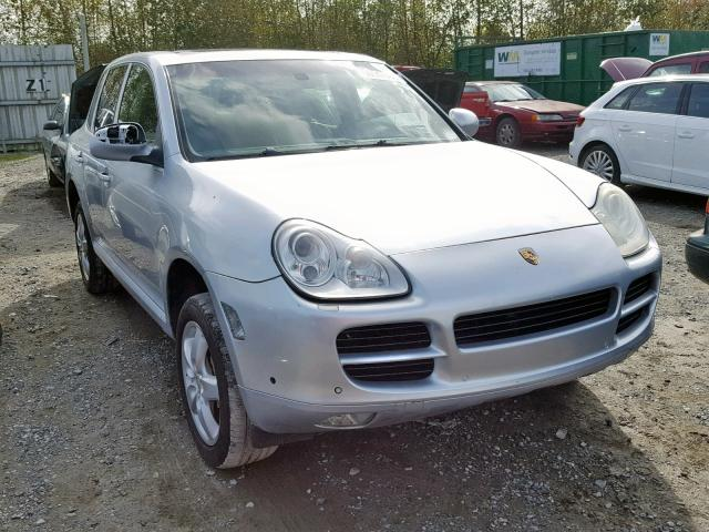 click here to view 2004 PORSCHE CAYENNE S at IBIDSAFELY
