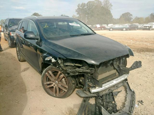Salvage 2009 Audi Q7 3.6 QUATTRO for sale