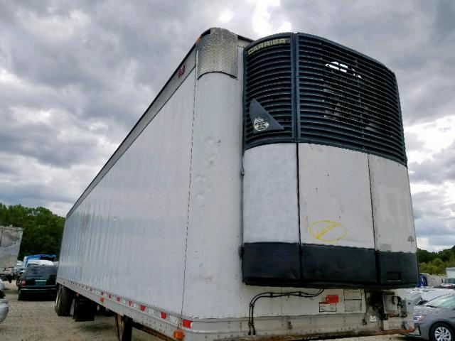 click here to view 2009 GREAT DANE TRAILER 53 REEFER at IBIDSAFELY