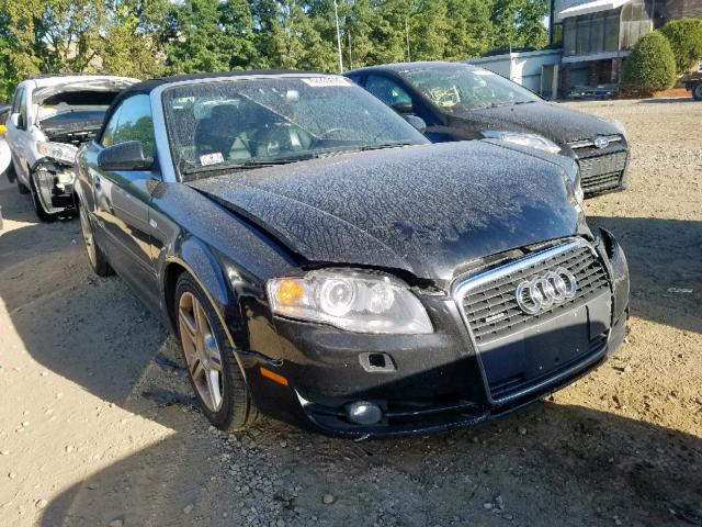 2008 Audi A4 2.0T Ca 2.0L