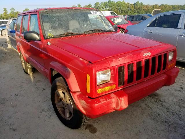 1998 Jeep Cherokee S en venta en Houston, TX