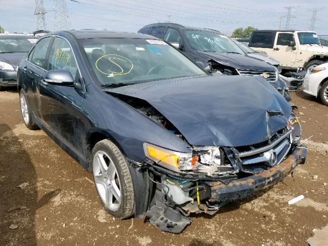 click here to view 2007 ACURA TSX at IBIDSAFELY