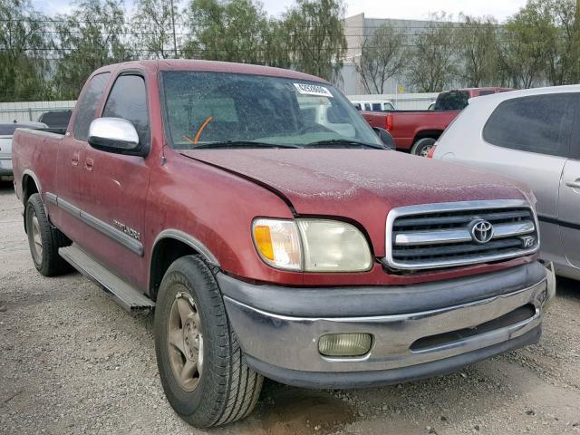 2001 Toyota Tundra Acc 4.7L