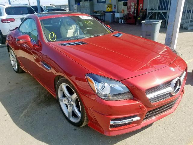 click here to view 2015 MERCEDES-BENZ SLK 250 at IBIDSAFELY