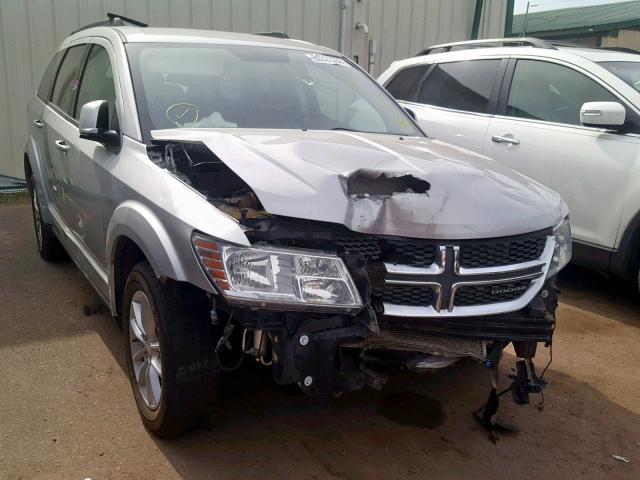 Salvage 2011 Dodge JOURNEY MA for sale
