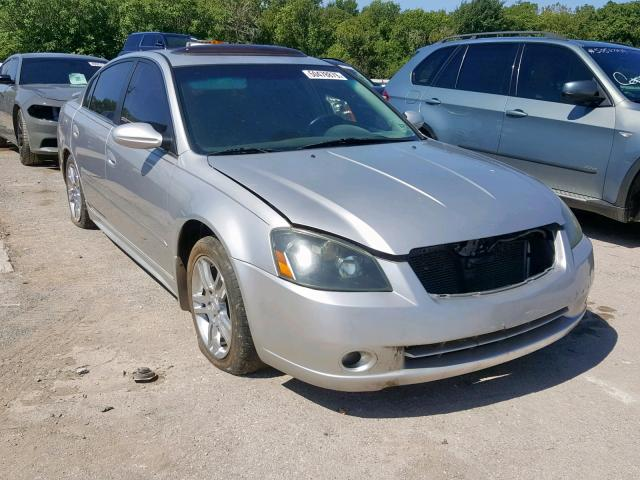 2006 Nissan Altima For Sale >> 2006 Nissan Altima Se 3 5l 6 For Sale In Oklahoma City Ok Lot 50478879