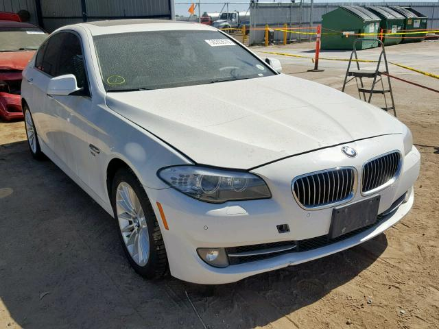 Vehiculos salvage en venta de Copart Brighton, CO: 2012 BMW 528 XI