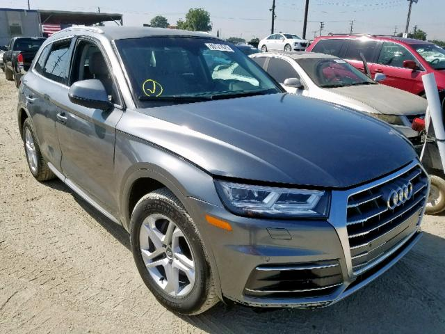 click here to view 2019 AUDI Q5 PREMIUM at IBIDSAFELY