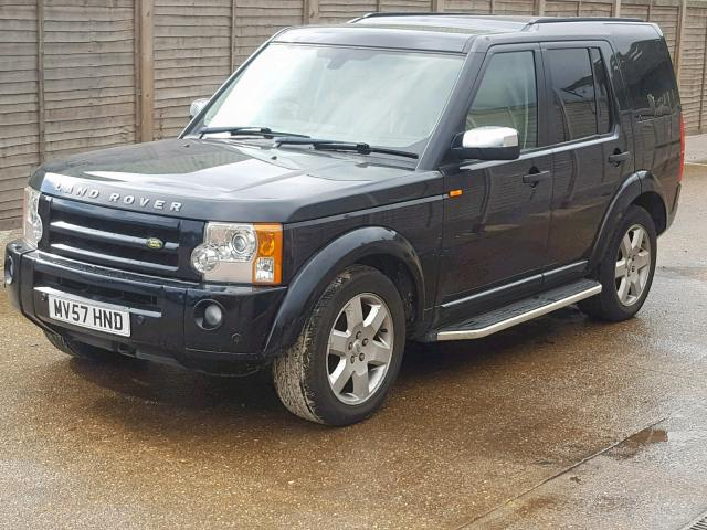 LAND ROVER DISCOVERY - 2008 rok