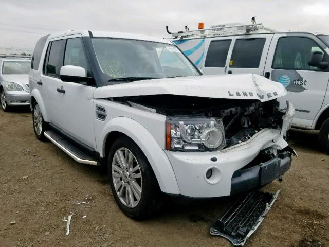click here to view 2012 LAND ROVER LR4 HSE at IBIDSAFELY