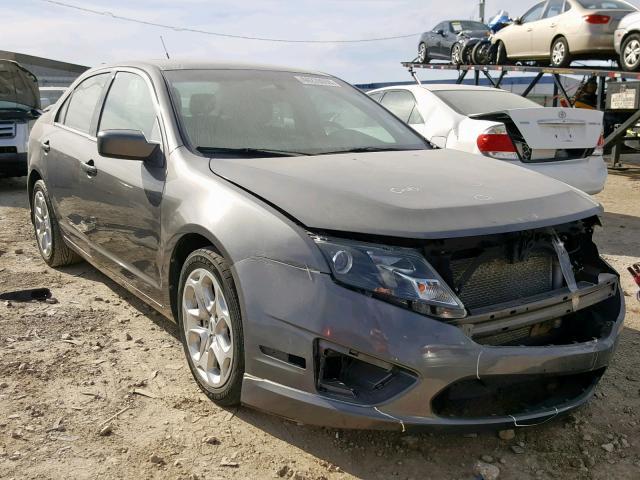 2011 Ford Fusion Se 2.5L