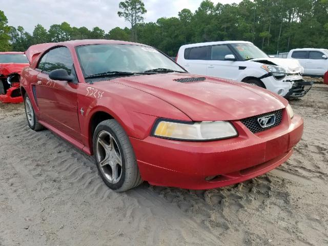 2000 Ford Mustang Gt 4.6L