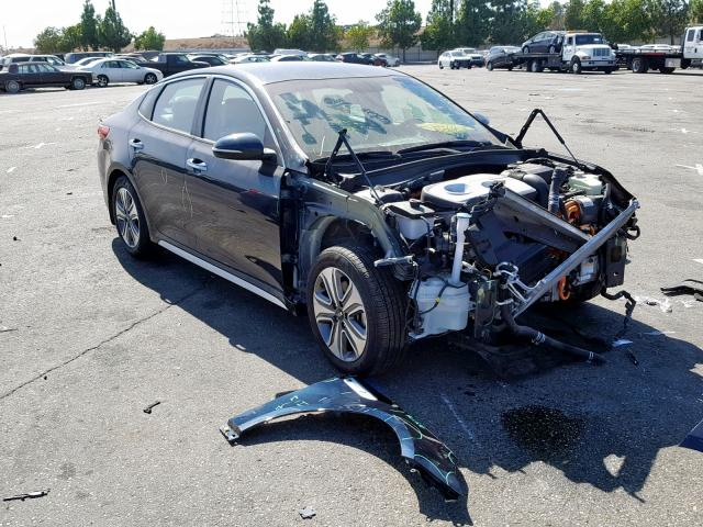 click here to view 2018 KIA OPTIMA HYB at IBIDSAFELY