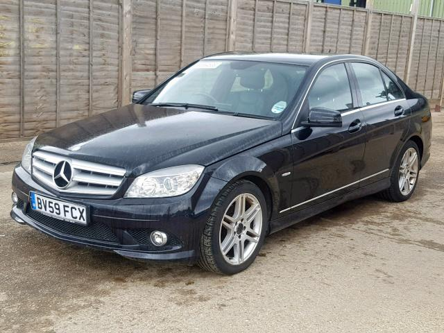 MERCEDES BENZ C250 BLUEF - 2009 rok