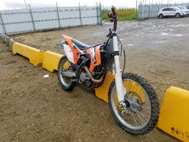 click here to view 2014 KTM 450 SX-F at IBIDSAFELY