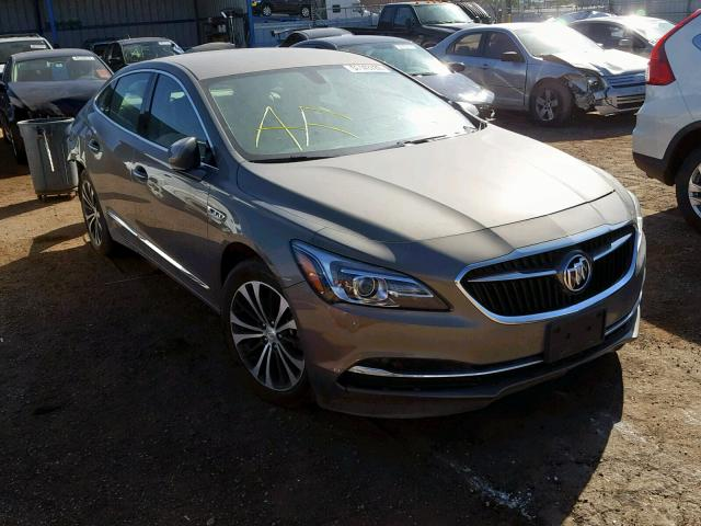 Salvage 2017 Buick LACROSSE E for sale