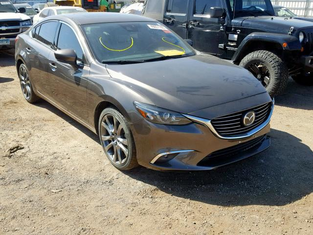 click here to view 2017 MAZDA 6 GRAND TO at IBIDSAFELY