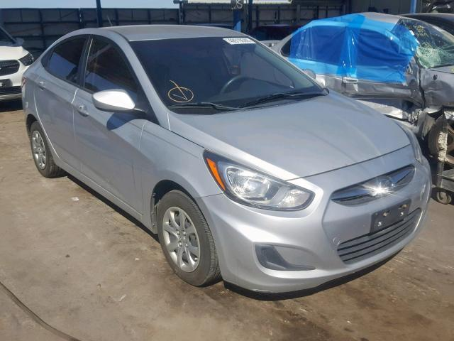 2013 Hyundai Accent Sedan >> 2013 Hyundai Accent Gls 1 6l 4 For Sale In Anthony Tx Lot 48910599