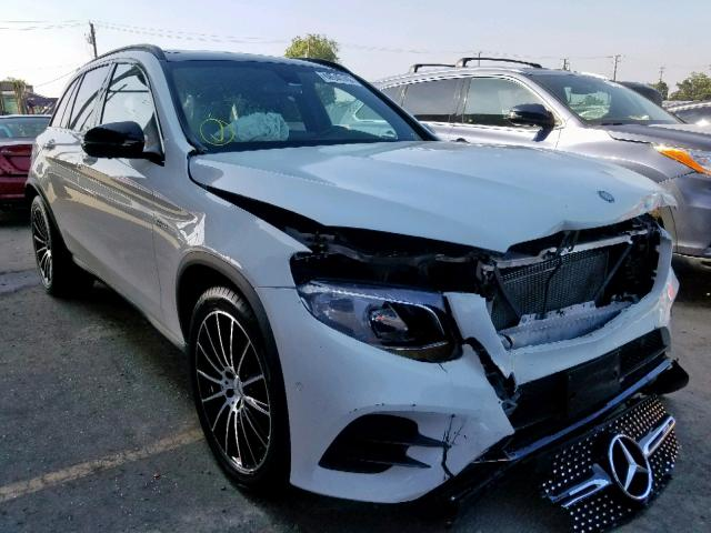 click here to view 2017 MERCEDES-BENZ GLC 43 4MA at IBIDSAFELY