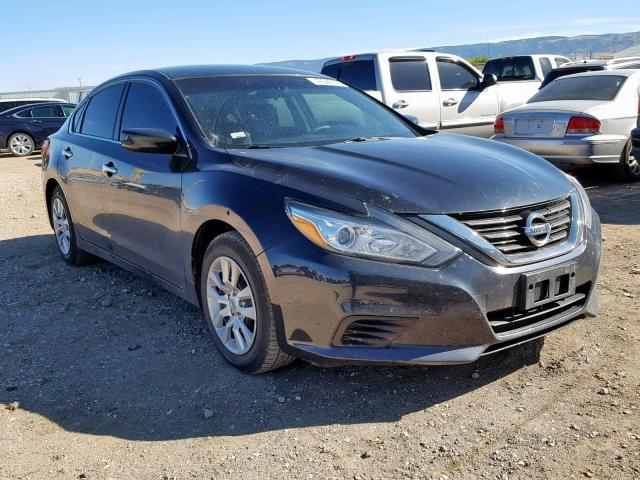 Salvage cars for sale from Copart Casper, WY: 2016 Nissan Altima 2.5