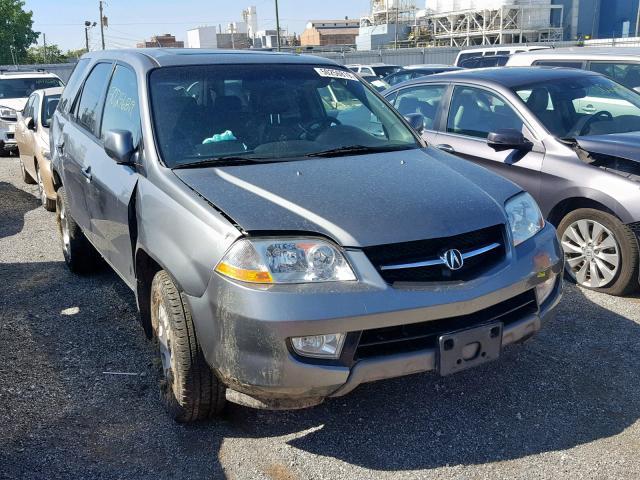 2001 Acura Mdx 3.5L