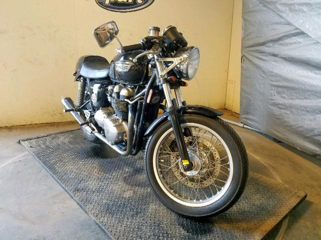 click here to view 2004 TRIUMPH MOTORCYCLE BONNEVILLE at IBIDSAFELY