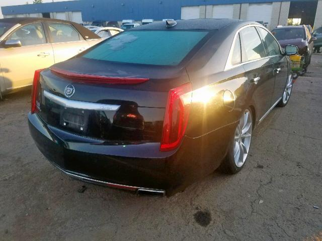 цена в сша 2015 CADILLAC XTS PREMIUM COLLECTION 2G61R5S33F9217901