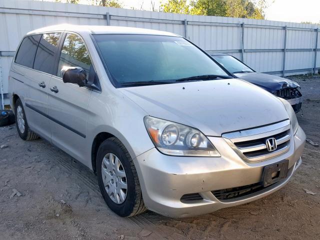 2005 Honda Odyssey Lx 3.5L