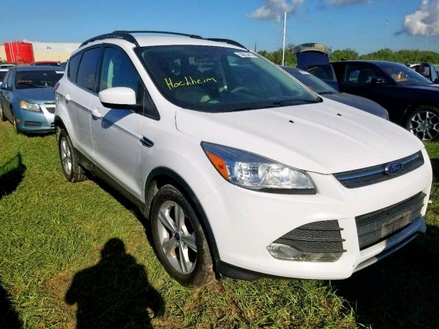 2013 Ford Escape Se 1.6L