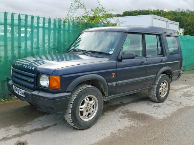 LAND ROVER DISCOVERY - 1998 rok