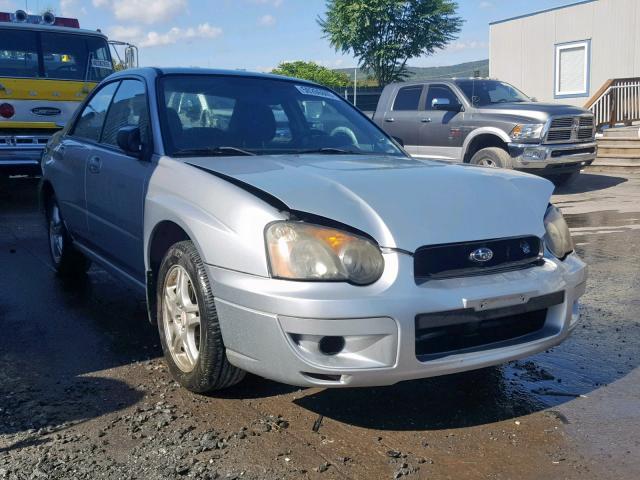 Subaru 2.5 Rs For Sale >> 2005 Subaru Impreza Rs 2 5l 4 In Pa Scranton
