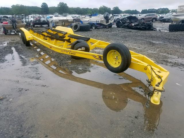 Boat Trailer salvage cars for sale: 2001 Boat Trailer