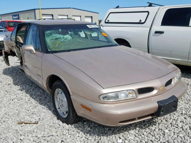 click here to view 1999 OLDSMOBILE 88 50TH AN at IBIDSAFELY