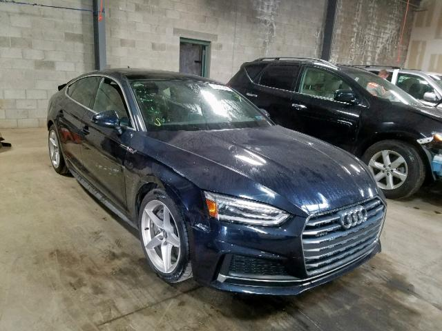 click here to view 2018 AUDI A5 PREMIUM at IBIDSAFELY