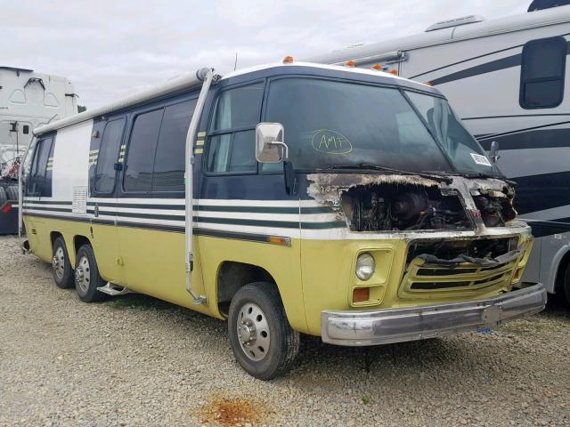 Gmc Motorhome For Sale >> 1975 Gmc Motorhome For Sale In Wichita Ks Lot 49816149
