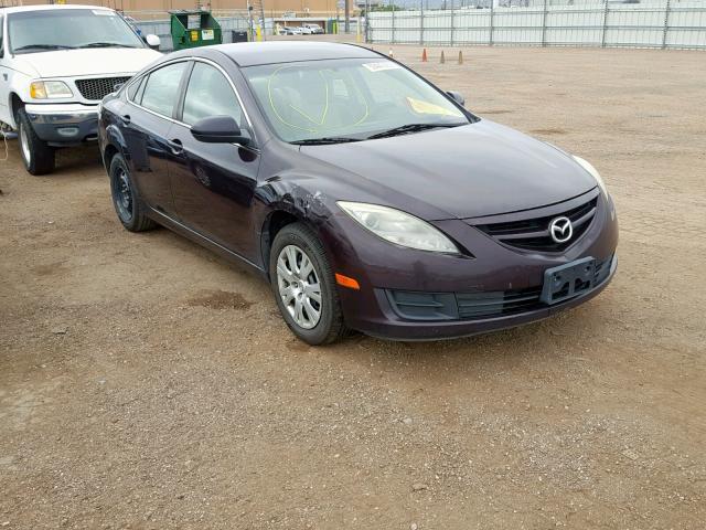 2010 Mazda 6 I 2.5L