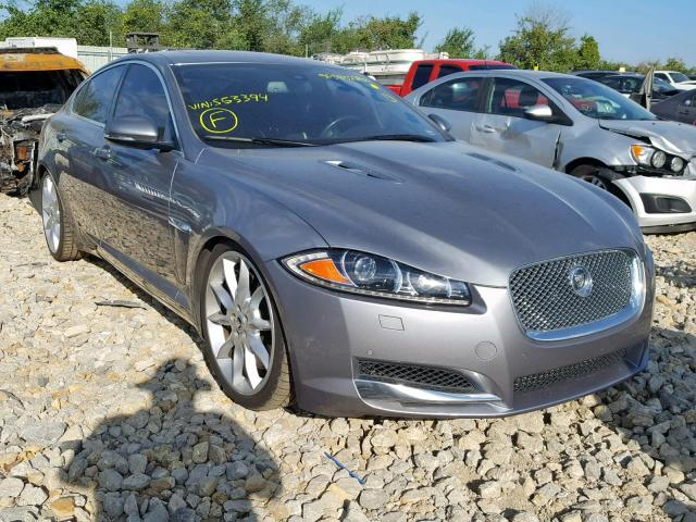click here to view 2012 JAGUAR XF SUPERCH at IBIDSAFELY