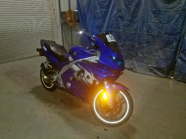 click here to view 2006 YAMAHA YZF600 R at IBIDSAFELY