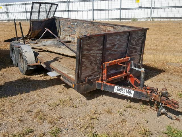 1981 Other Trailer for sale in Brighton, CO