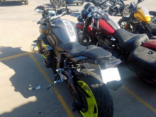 2018 Yamaha Mt10 4 For Sale In Dallas Tx Lot 50740519