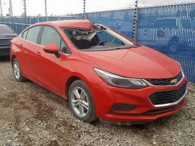 click here to view 2018 CHEVROLET CRUZE LT at IBIDSAFELY