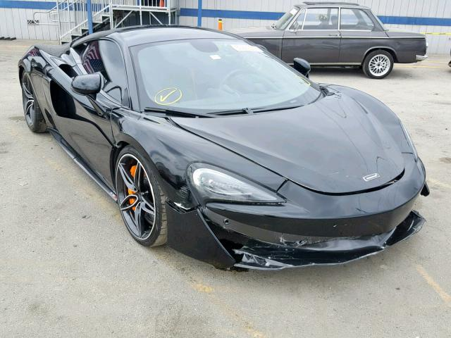 click here to view 2017 MCLAREN AUTOMOTIVE 570S at IBIDSAFELY