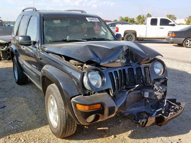 2003 Jeep Liberty Li 3.7L