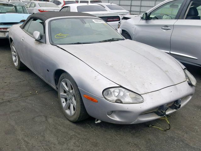 click here to view 2004 JAGUAR XK8 at IBIDSAFELY