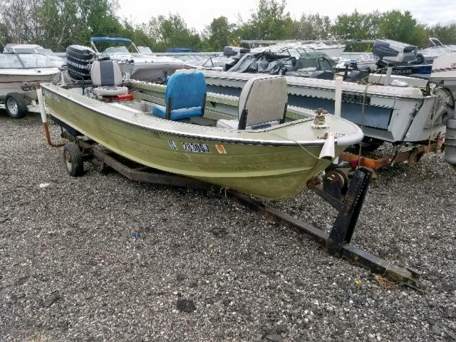 Star salvage cars for sale: 1976 Star Bassmaster