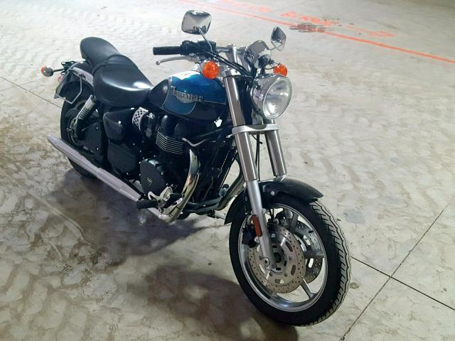 click here to view 2005 TRIUMPH MOTORCYCLE SPEED MAST at IBIDSAFELY