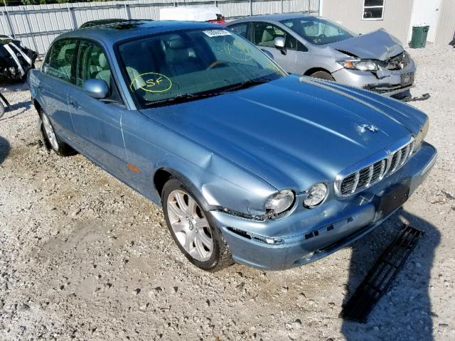 click here to view 2005 JAGUAR XJ8 L at IBIDSAFELY